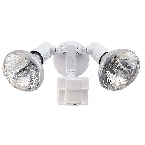 2-Light Halogen Weatherproof Lamp