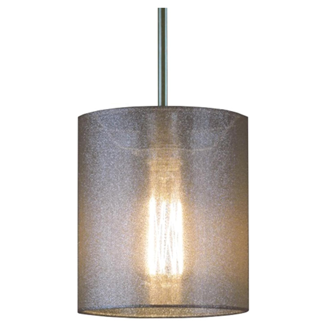 """Modena"" 1-Light Pendant Light - 6.3"""