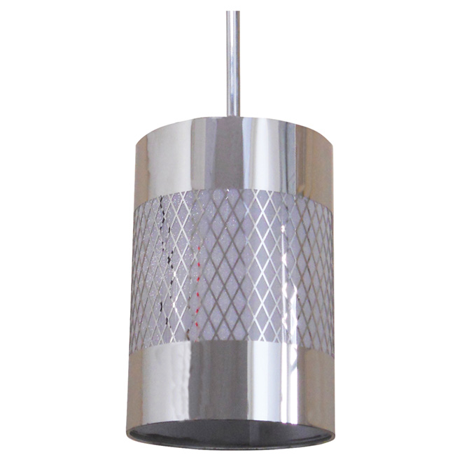 Pendant Light - 1 Light - Neil - Chrome
