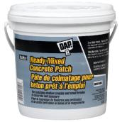 Concrete patch repair 3.8L