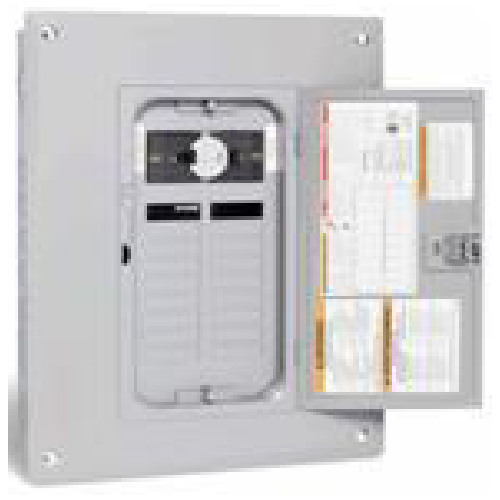 60A Square D Generator Panel with 18 Spaces/36 Circuits
