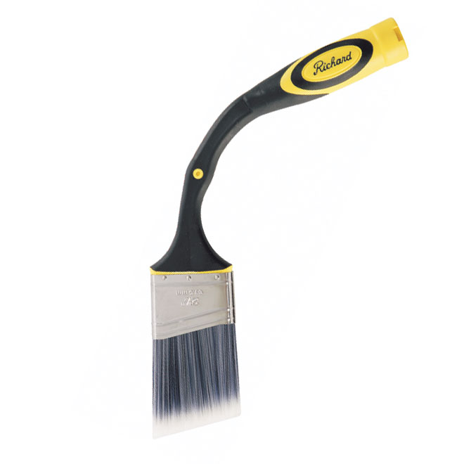 Aungular Paint Brush