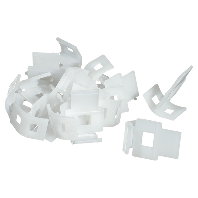 Tile Leveling Clips - 96 Pack