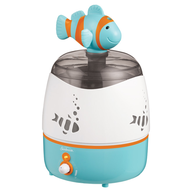 Kids' Ultrasonic Humidifier - Fish