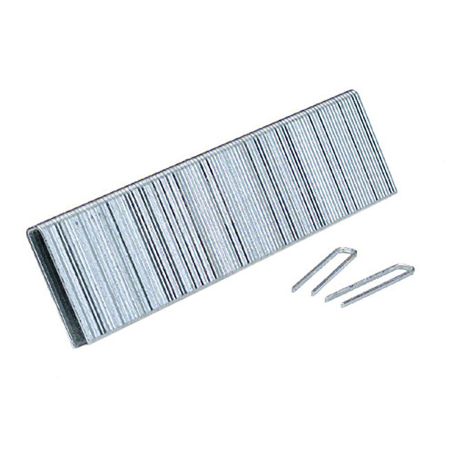 "Narrow Crown Staples 1 3/8"" - 18 GA - 3000 Box"