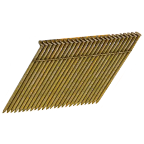 "Framing Nails - Strip - 3"" - 28° - Box of 2000"