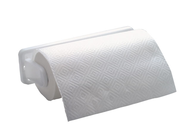 Paper Towel Holder - Plastic