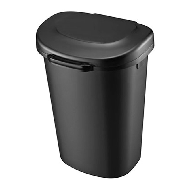 Spring-Top Trash Can 49 L