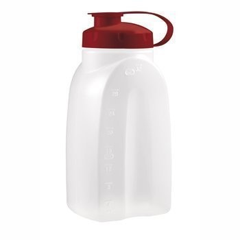 Plastic Pitcher - White - 1L