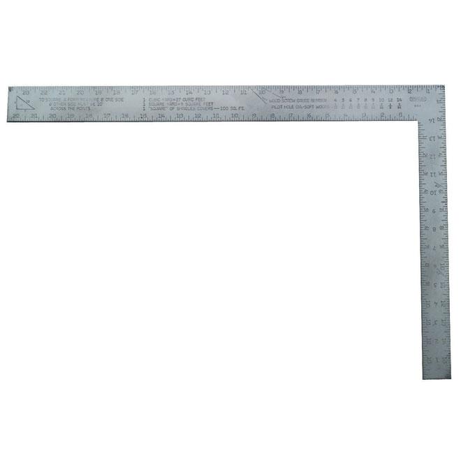 querre de menuisier en aluminium 24 po rona. Black Bedroom Furniture Sets. Home Design Ideas
