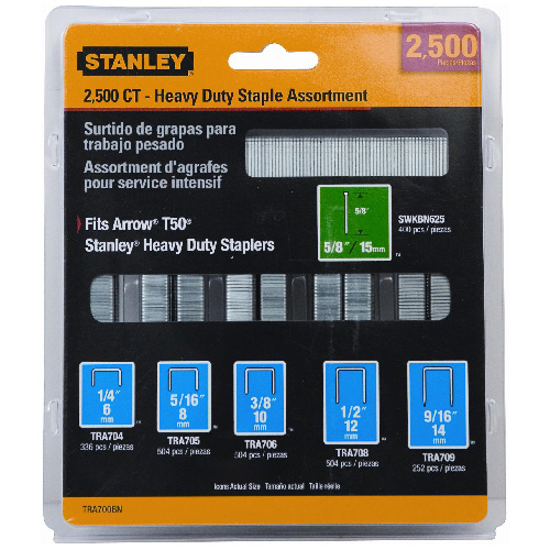 Staple and Nail Set