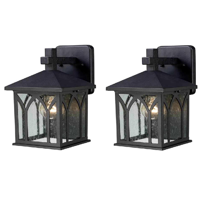 exterior wall lantern with built in electrical outlet. exterior wall lantern with built in electrical outlet