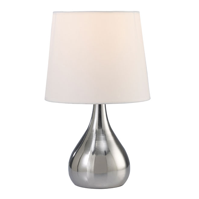 Touch table lamp rona for Lampe de table rona