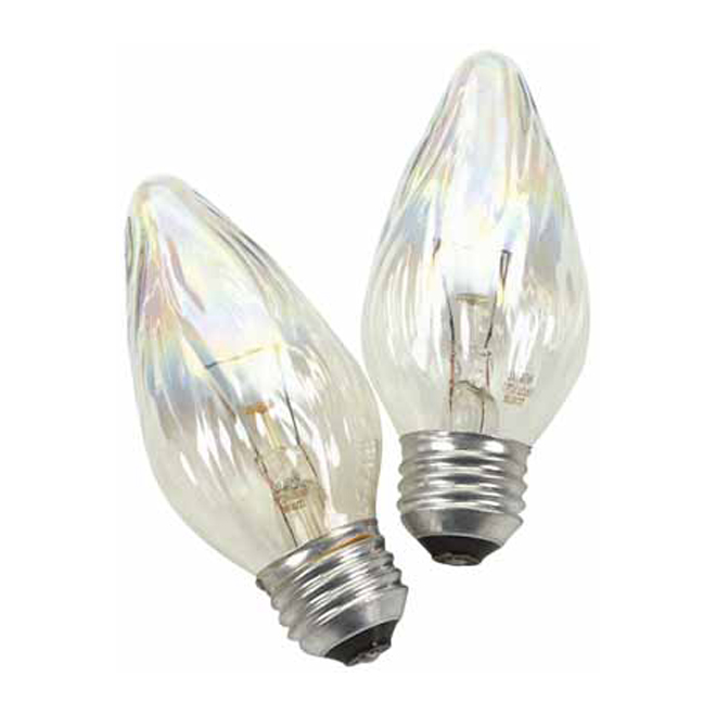 25-W decorative bulb