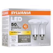 5W LED R20 Reflector Bulbs - 50W Equivalent - 2 Pack