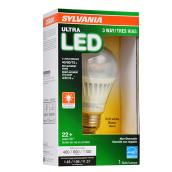 3-Way Ultra LED A19 Light Bulb - 4W/8W/13W - Soft White