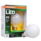 5.5W Ultra LED G25 Bulb - 40W Equivalent - Soft White