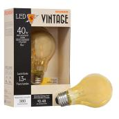 Bulb Ultra A19 E26 - No Dimmable - Amber - PK1