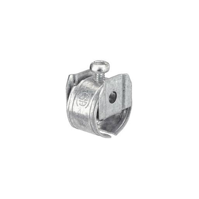 "Cable Connectors - 1 Screw - NMD90 - 3/8"" - 6/Pk"