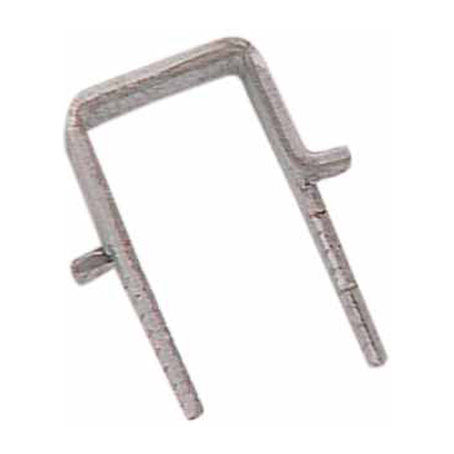 "Cable Staples - Galvanized Steel - 1/4"" - 250/Pk"