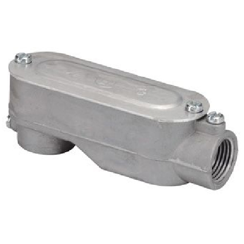 Conduit Body - EMT/Rigid - Type LB - 2""