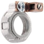 Insulated Grounding Bushing - Aluminum - 1 1/4