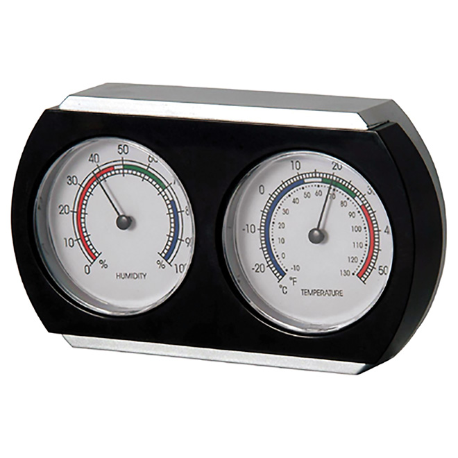 Indoor Thermometer And Hygrometer Rona