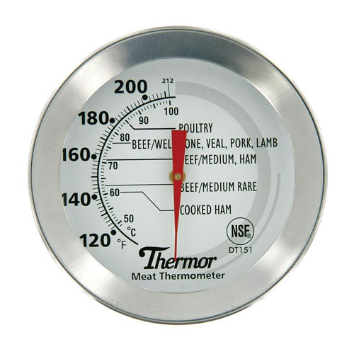 Thermometer - Meat and Poultry - 2 1/2""