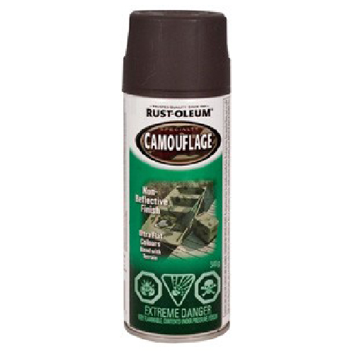 Camouflage Spray Paint