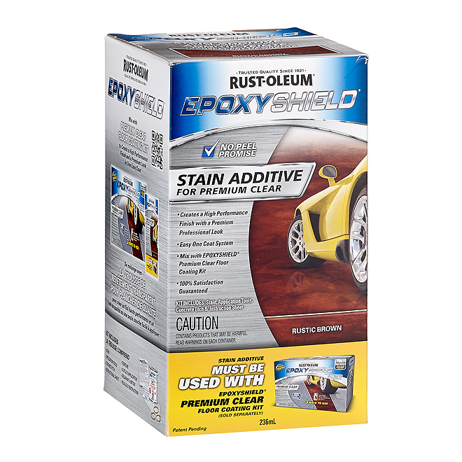 Rustic Brown Stain Additive