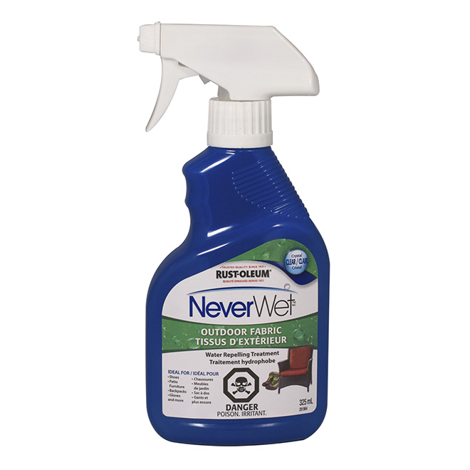 "Fabric Treatment - ""NeverWet"" Outdoor Fabric Treatment"