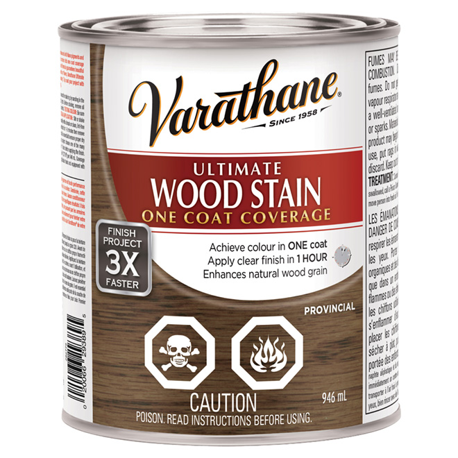 946 mL Ultimate Wood Stain Provincial
