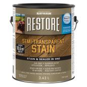 Restore Stain - Semi-Transparent