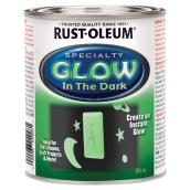 Glow-in-the-Dark Paint - 916 mL