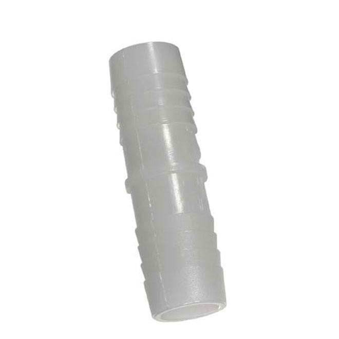 "Straight Nylon Coupling - 3/4"" x 3/4"""
