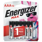 Pack of 12 AAA Batteries