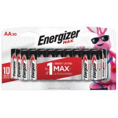 Alkaline Batteries - AA - Pack of 30