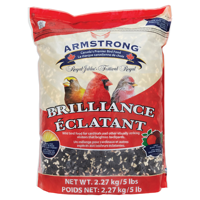 """Brilliance"" Wild Bird Seed - 2.27 kg"