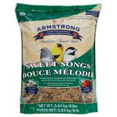 Bird Seed Mix for Songbirds - 3.63 kg