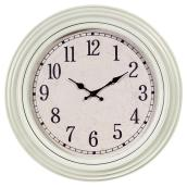 Wall Clock - Emmerson - Ivory - 20