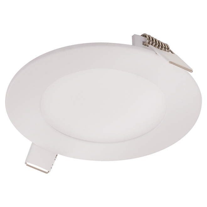 """SLIMLED"" Recessed Light - 4"" - White"