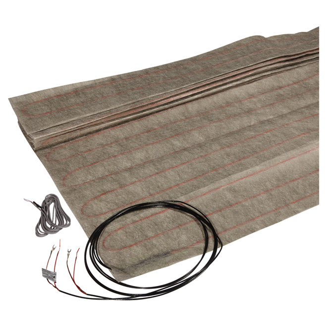 Persia(TM) Heating Cable Mat - 10' x 8'