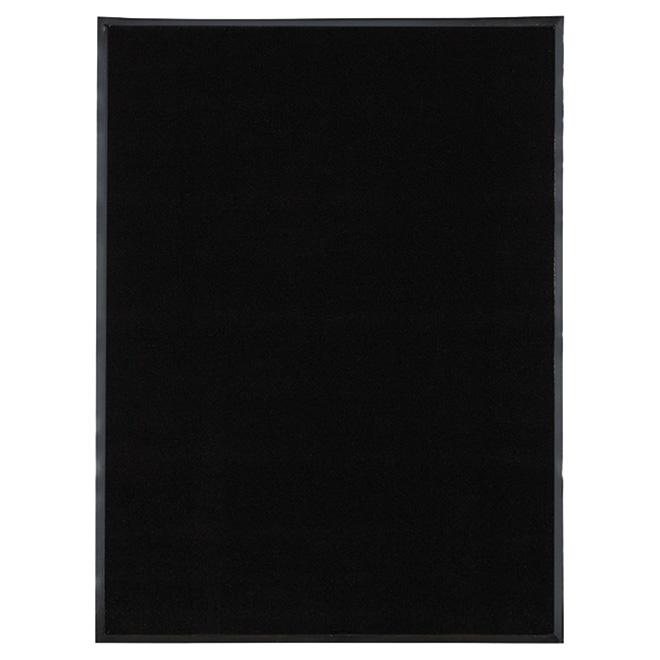 tapis puma en polypropyl ne int rieur ext rieur noir rona. Black Bedroom Furniture Sets. Home Design Ideas