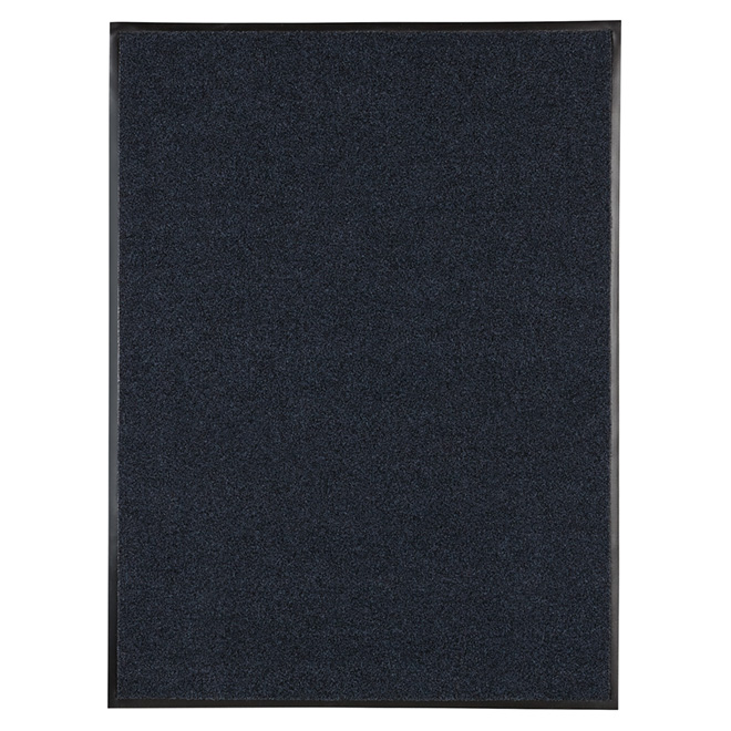 tapis puma polypropyl ne int rieur ext rieur gris fonc rona. Black Bedroom Furniture Sets. Home Design Ideas