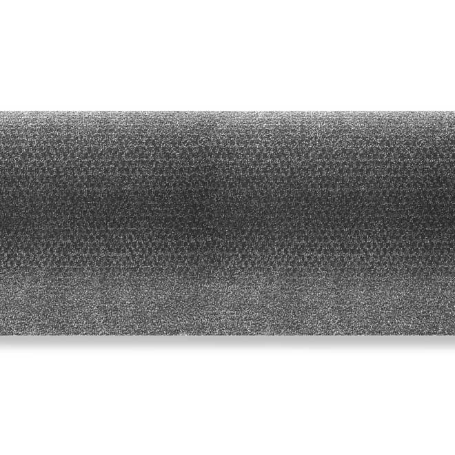 Tapis gazon belvedere 12 pi gris rona - Gazon synthetique gris ...