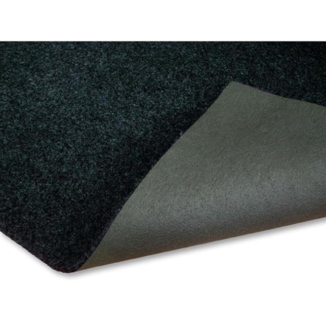 tapis gazon odessa 6 pi x 8 pi gris fonc rona. Black Bedroom Furniture Sets. Home Design Ideas