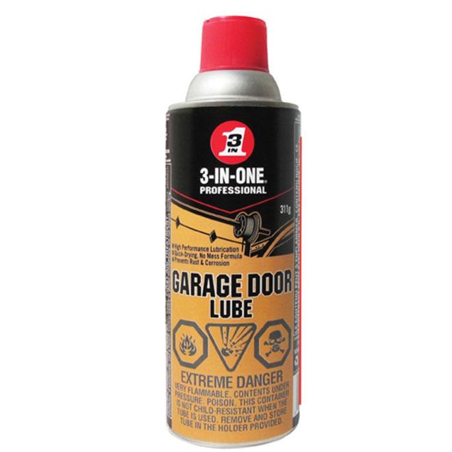Garage Door Lubricant 311 G Rona