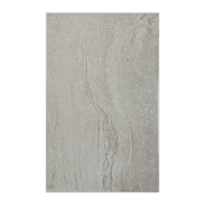 "Ceramic Tiles 9.8"" x 15.75"" - Grey - Box of 15"