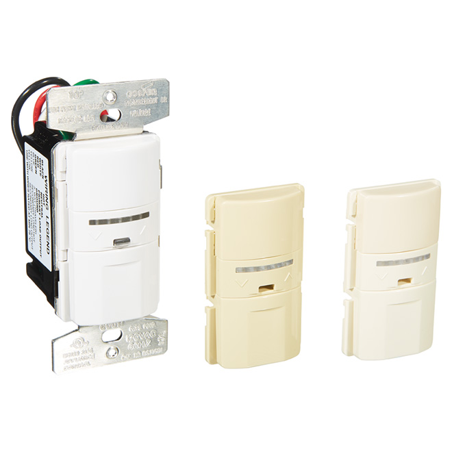 Dimmer with Occupancy Sensor