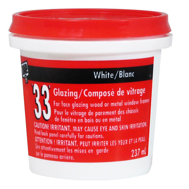 Putty - Glazing Putty